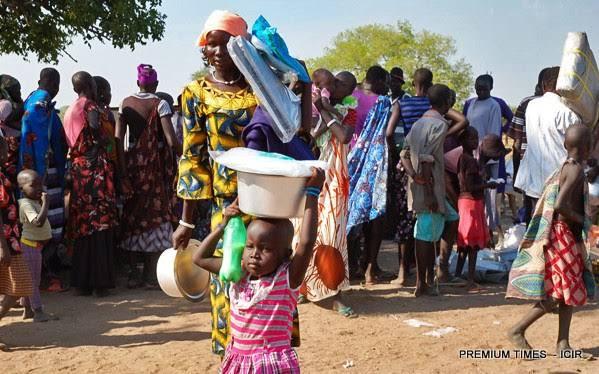 FOOD SHORTAGE: Reps Faults Bureaucratic Process of Food Disbursement in Borno IDPs Camps