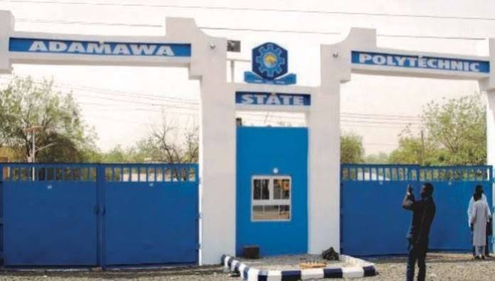 Adamawa State Poly Manufactures Water Dispensing Machines, Sanitizers as Schools Reopen