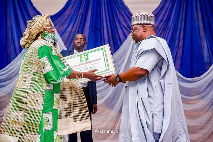 Dr Maduwa, Others Bag Civil Societies National Award For Philanthropy