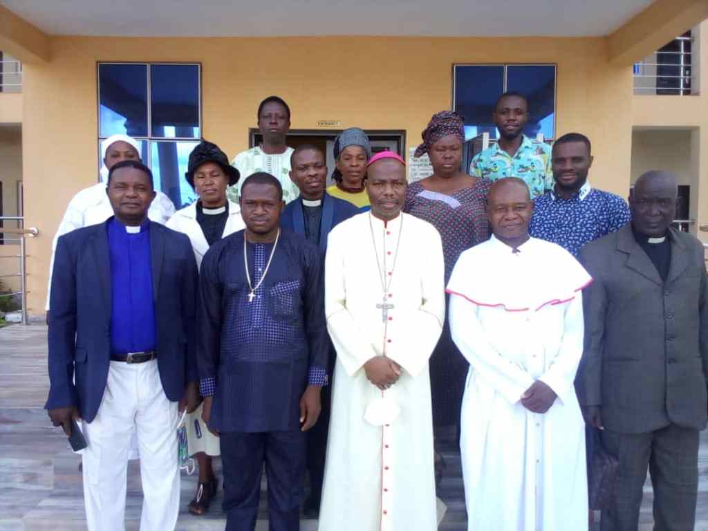 CAN ELECTION: OAIC Endorses Bishop Mamza For Second Term