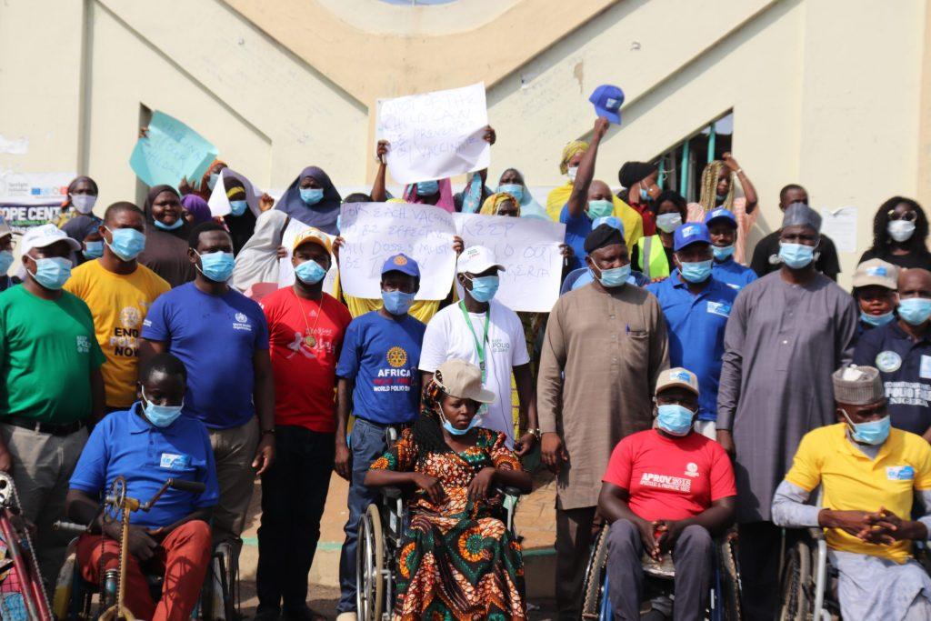 World Polio Day: Adamawa Govt Calls For Improved Surveillance, Immunization