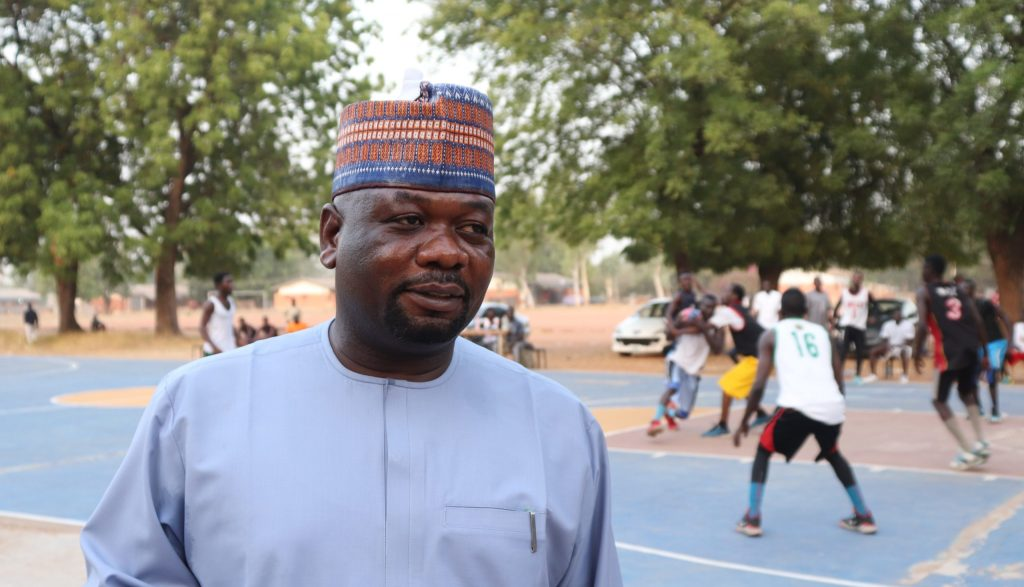 Commissioner Promise To Develop Grassroot Sports In Adamawa