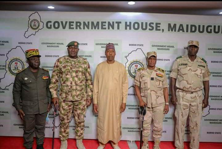 Army Warns Borno Communities Against Collaborating With Boko Haram, ISWAP
