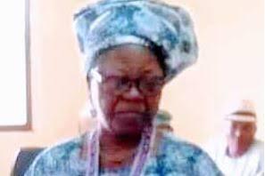 Author of Nigeria's National Pledge, Professor Felicia Adedoyin, Is Dead
