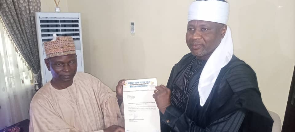 Wafari Appointed as Gamji Cika Soro Adamawa