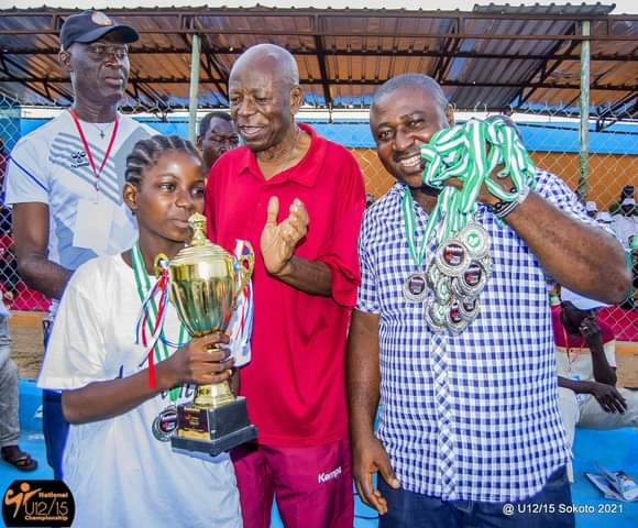 8 Years Old, Relishes N1,000 Handball Largess