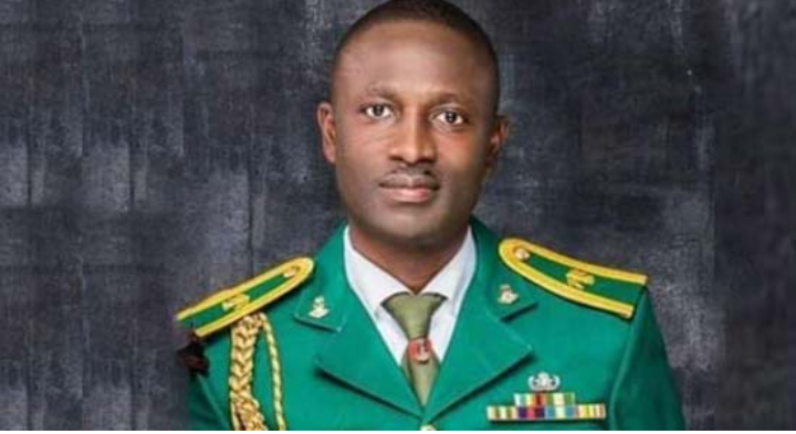 Troops Rescue Maj Datong Who Was Abducted At NDA