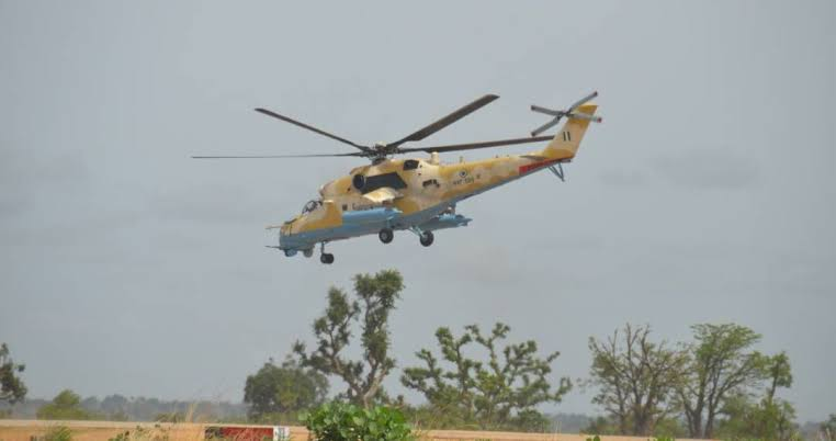 Investigations Commences On Alleged Aircraft Firing Of Civilian Settlements