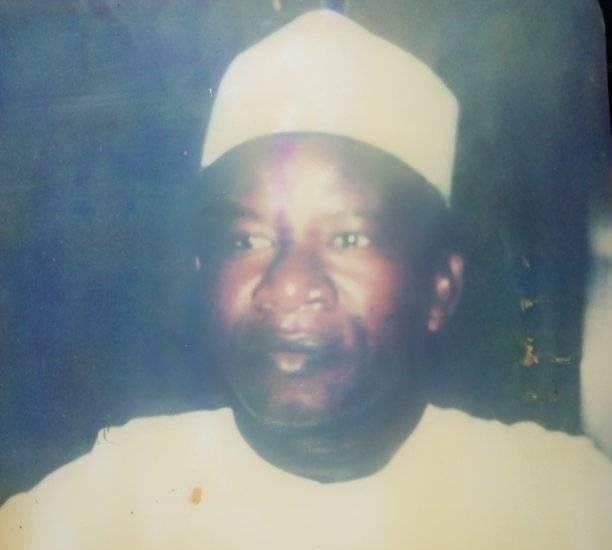Hon. Namdas Mourns Late Alh. Ali Ganye, Commiserate With Ganye Chiefdom