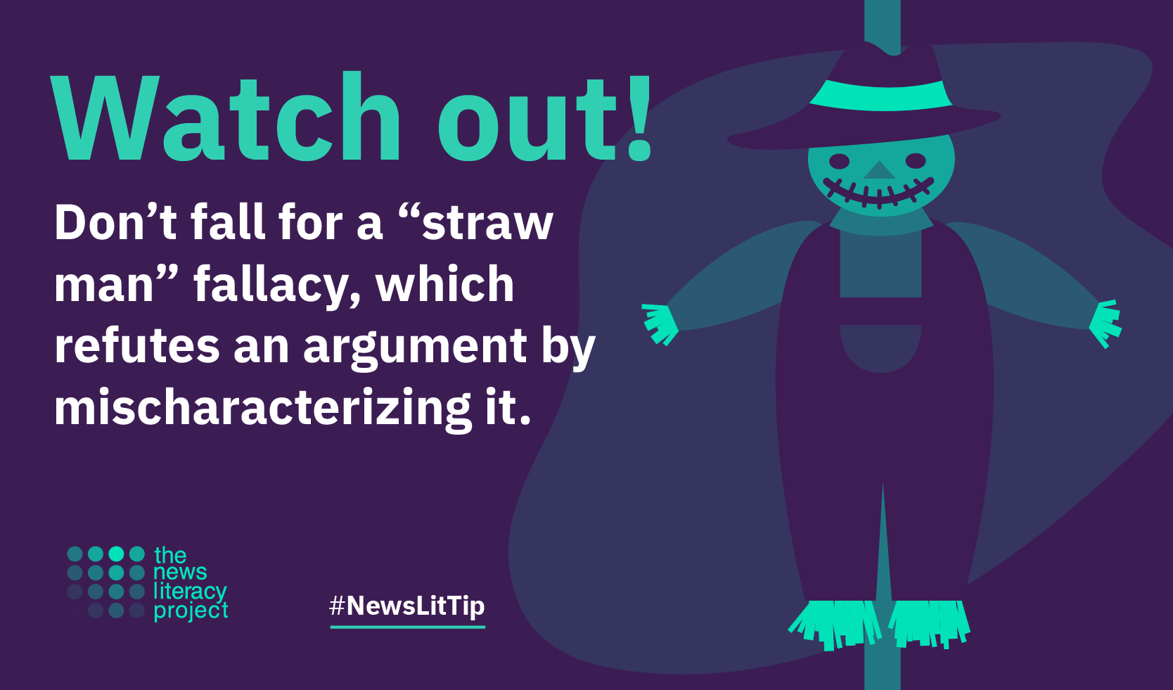 Don T Be Blown Away By The Straw Man Fallacy