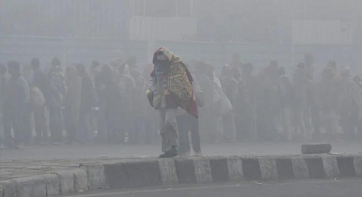 दिल्ली में 17 साल बाद नवंबर का सबसे ठंडा दिन, उत्तर भारत में कड़ाके की सर्दी