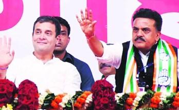 Sanjay Nirupam on BJP, Sanjay Nirupam on congress infighting, Bengal polls, TN polls, Maharashtra news, Indian express news