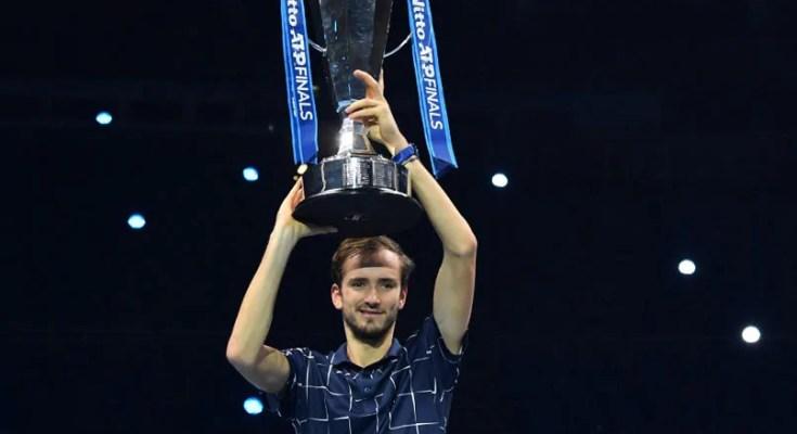 Daniil Medvedev Beats Dominic Thiem To Win ATP Finals Title