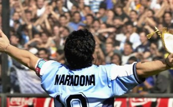 Diego Maradona, A Divine Talent With More Than A Touch Of The Devil