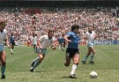 Diego Maradonas Legend Shaped By His