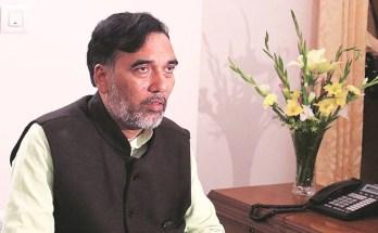 gopal ria covid positive, delhi environment minister, aap leader gopal rai, delhi covid news, indian express