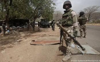 Militants attack farm workers in rice fields northeastern Nigeria