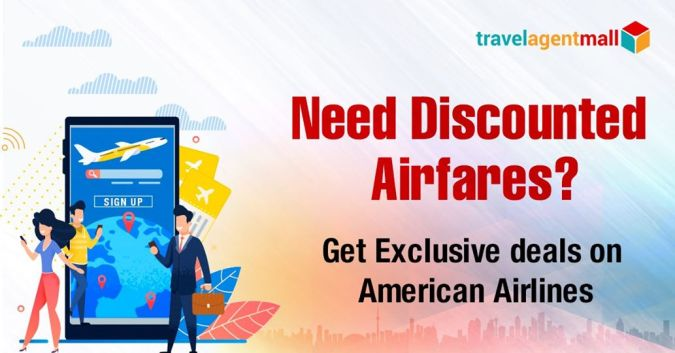Discounted Airfares on American Airlines