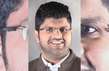 haryana Deputy minister dushayant Chautala