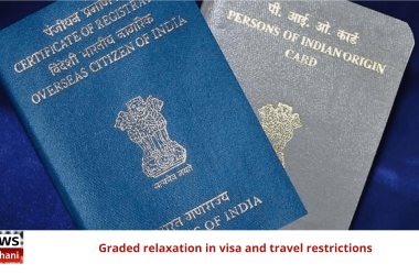 Graded relaxation in visa and travel restrictions