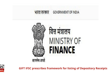 GIFT IFSC prescribes framework for listing of Depository Receipts