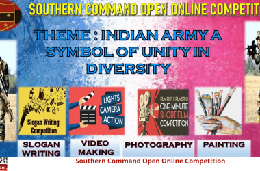 Southern Command open online competition