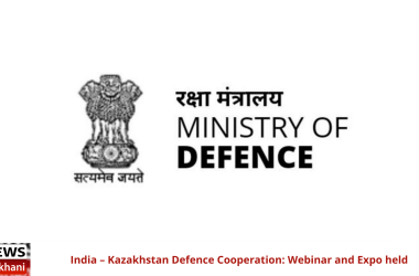 India – Kazakhstan Defence Cooperation: Webinar and Expo held