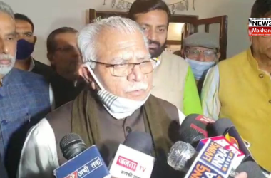 Haryana Chief Minister urges workers not to leave the State