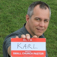 Hi, I'm Karl and I'm a Small Church Pastor
