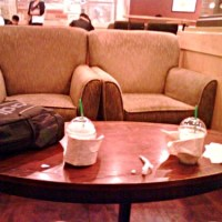 starbucks chairs