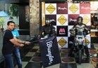 Wrangler Flags Off True Wanderers 4.0 in Indira Nagar Bangalore