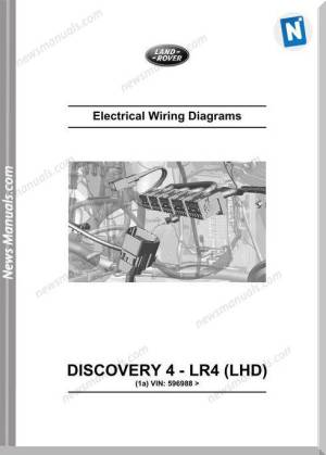 Land Rover Discovery 4 2012 Lr4 Electric Wiring Diagram