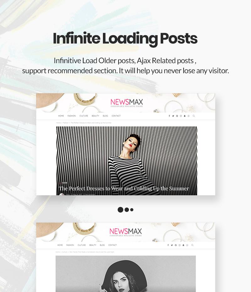 infinite single load