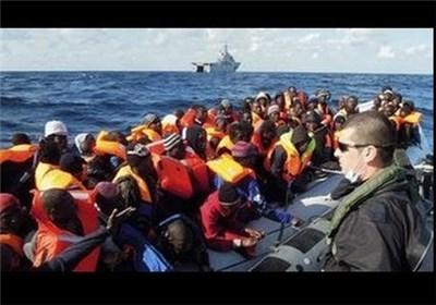 مهاجر آفریقایی
