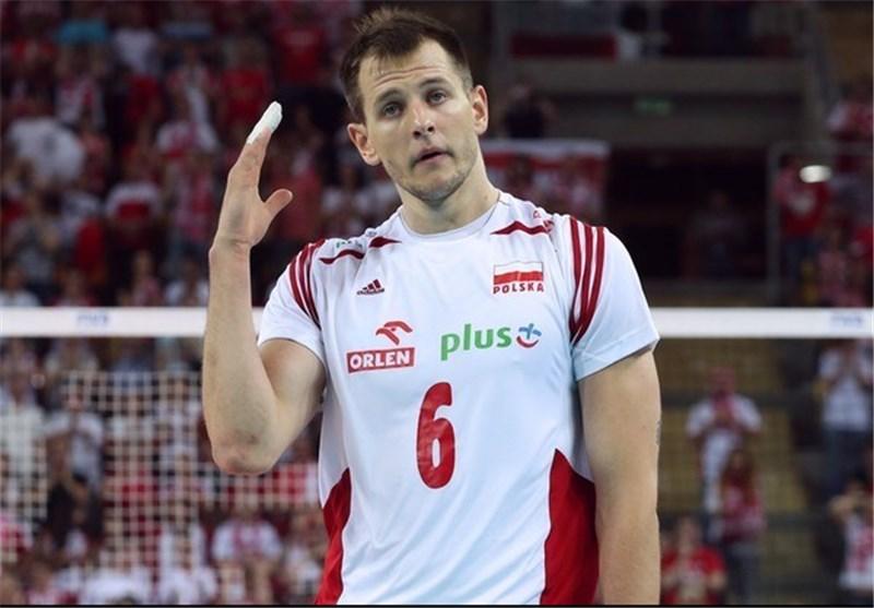 Find the perfect bartosz kurek stock photo. Bartosz Kurek A Doubt for Iran Match in FIVB World League ...
