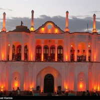 Fath Abad Garden: One of the Most Beautiful Gardens in Iran; Tasnim News Agency