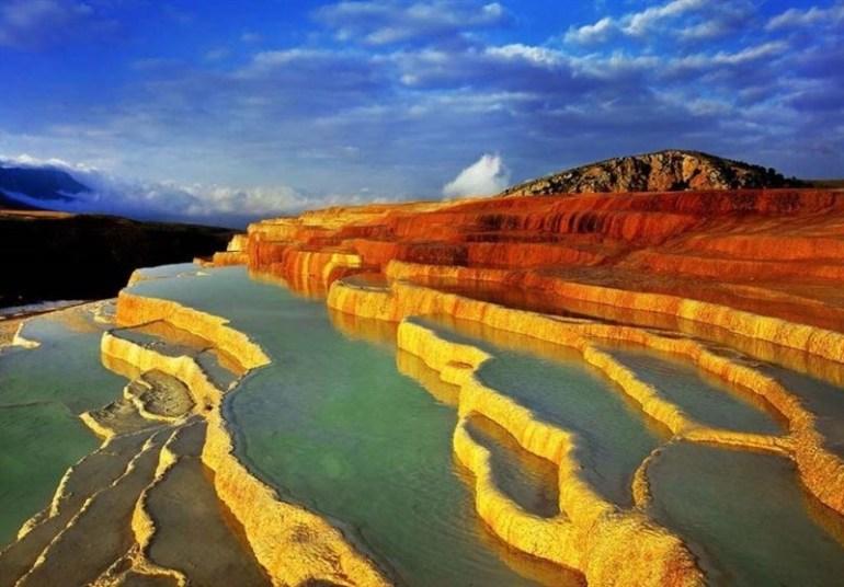 Image result for Badab-e Surt – Iran