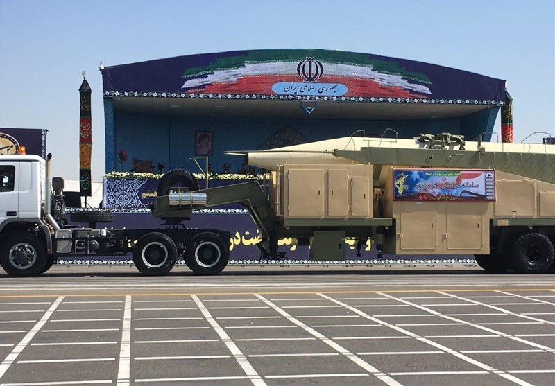 Khorramshahr ballistic missile