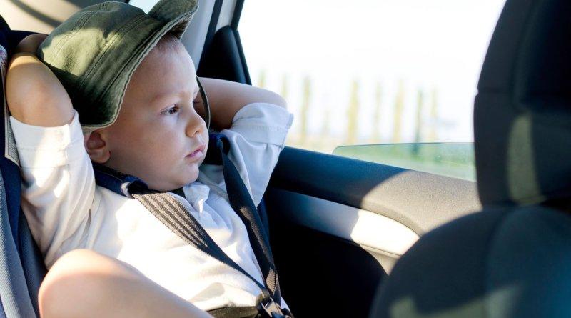 Правила перевозки детей в автомобиле с июля 2017 года