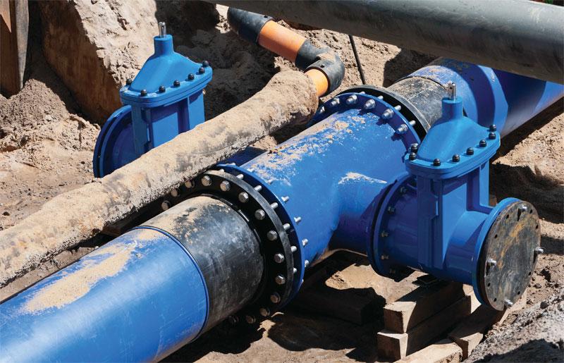 Отключение горячей воды в Челябинске летом 2018 года - третий этап опрессовки сетей