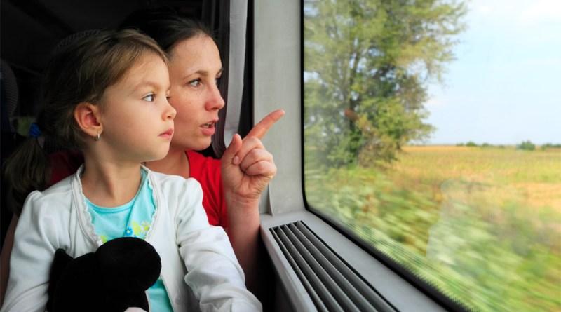 Бесплатный проезд ребёнка в поезде - до какого возраста не нужно платить за билет