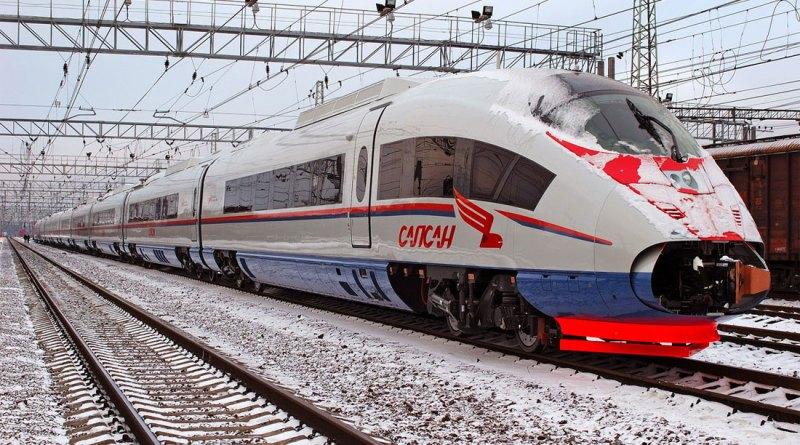 Дополнительные поезда Сапсан Москва-Санкт-Петербург будут запущены в ноябре 2019 года