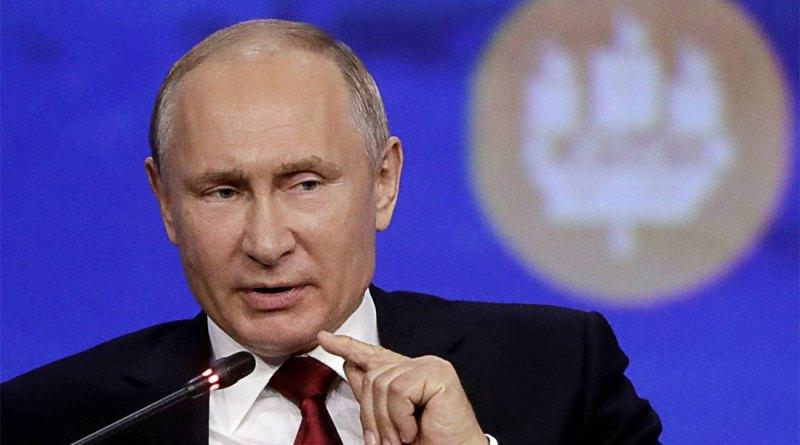 До какого года Владимир Путин будет президентом России