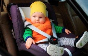 Правила перевозки детей в автомобиле в 2021 году