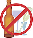 Pregnant? Drinking alcohol is not worth the risk to your baby