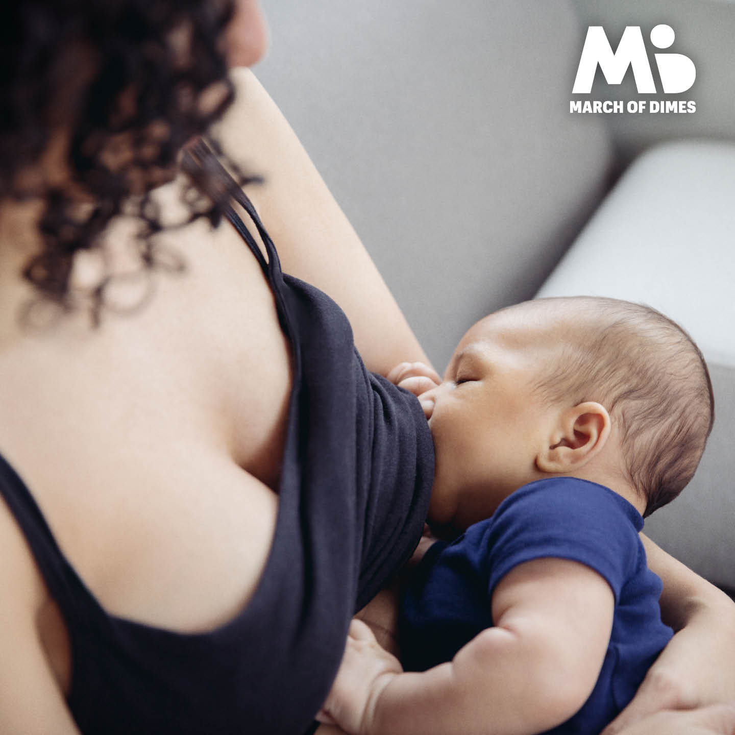 Breastfeeding is good for mom and baby