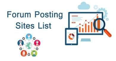 400+ Forum Posting Sites List for off Page SEO in 2020