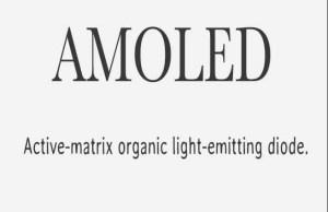 Full form of AMOLED