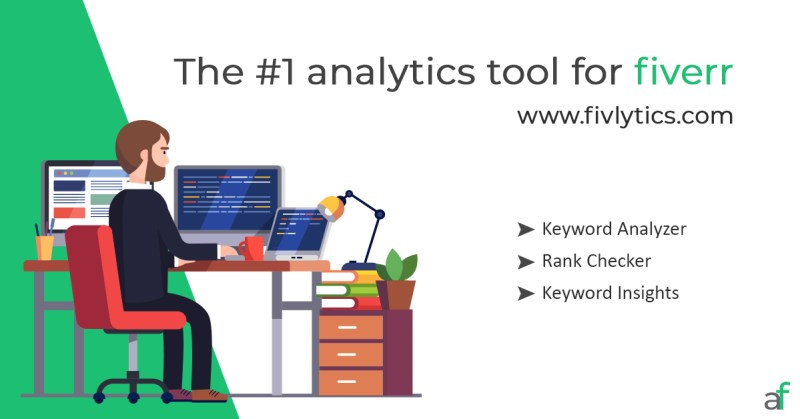 Fivlytics The Number 1 Fiverr Analytics and Rank Checker Tool