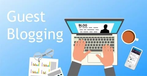 Guest blogging or guest posting to promote your website for free in 2020